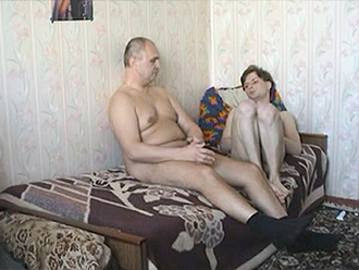 Young nude boys and their older lovers