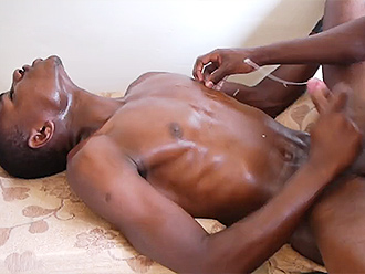 Naked African boys porn video